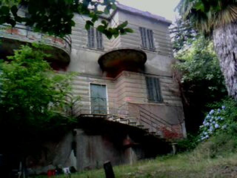 Vendita ville bifamiliari a genova ge - Stile immobiliare genova ...