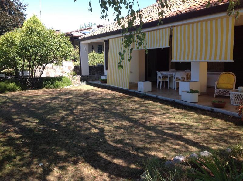 Vendita villa singola villino a udine ud villa primavera for Comprare garage indipendente