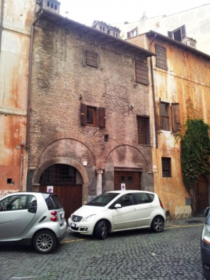 roma centro storico cieloterra con piscina vendita arco