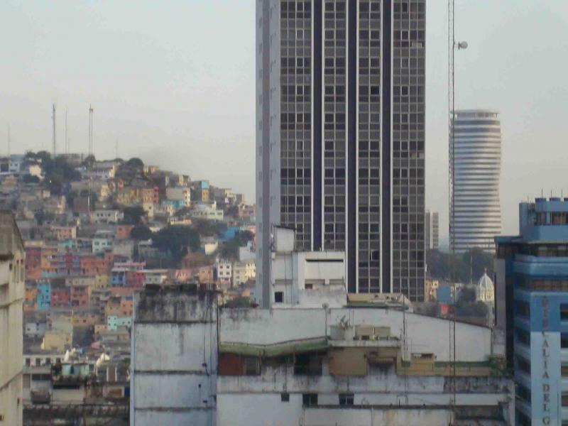 Ecuador: Guayaquil centro