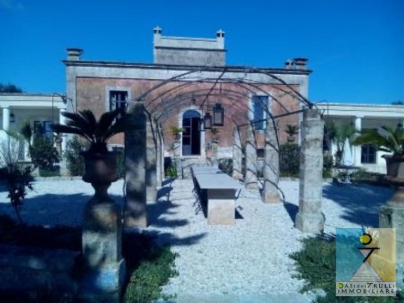 Affittasi Villa Con Piscina Trani