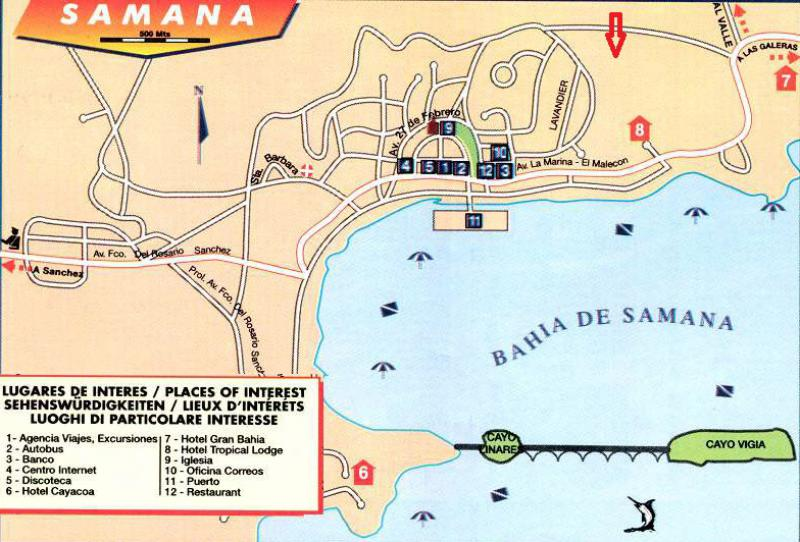 Repubblica Dominicana: Samana