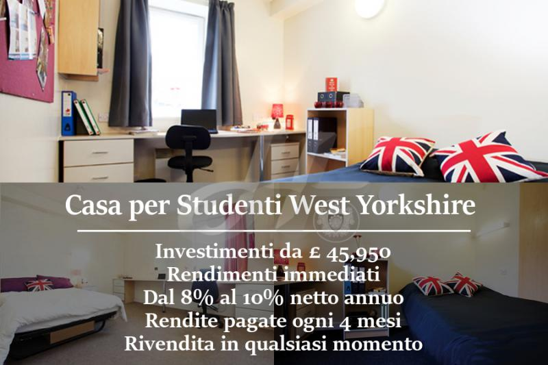 Inghilterra: West Yorkshire